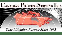 Canadian Process Serving Inc